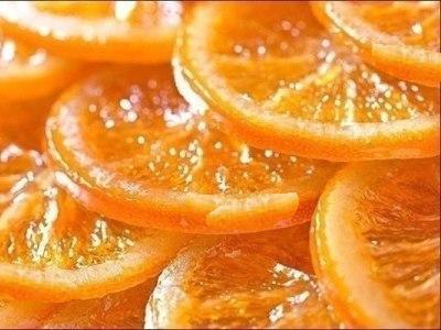 десерт жареные апельсины в карамели