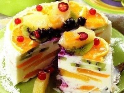 рецепт десерта из творога и сметаны