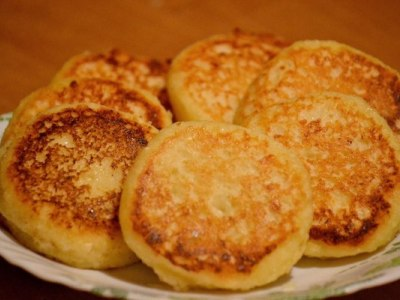 как готовить вкусные творожные сырники