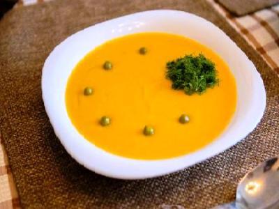 приготовление горохового крем супа