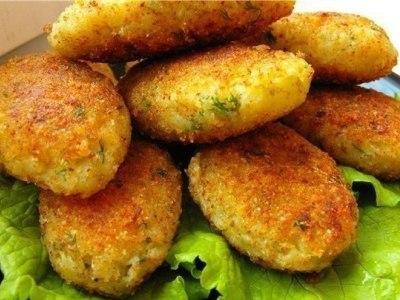 капустные котлеты рецепт с манкой