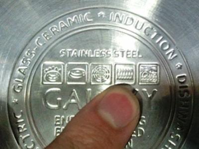 кастрюли для индукционных плит