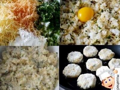 рисовые котлеты рецепт