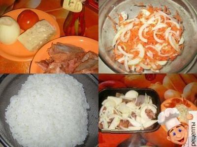 запекание красной рыбы в духовке