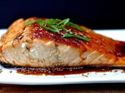 как приготовить лосось в соевом соусе, рецепт