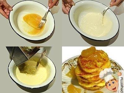 оладьи с яблоками рецепт, яблочные оладушки с яблоками рецепт