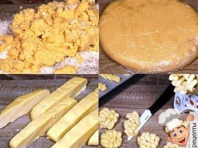 печенье через мясорубку рецепт, как сделать