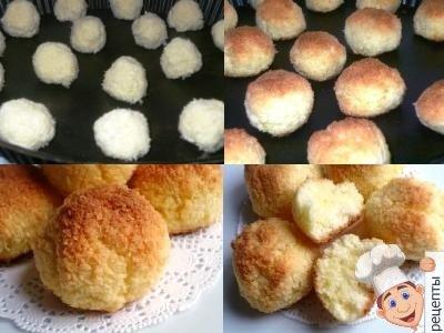 печенье кокосанка рецепт