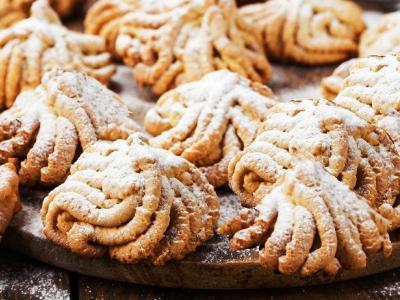 домашние песочное печенье рецепт с фото