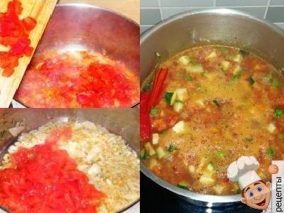 простой суп фасолью консервированной