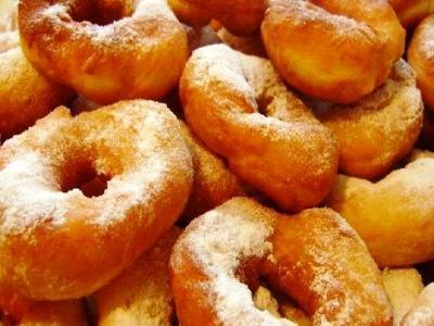 рецепт приготовления домашних пончиков из творога во фритюре