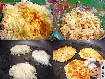 рецепт драников из кабачков и картофеля