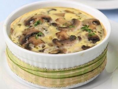 как сделать жульен с грибами и сыром