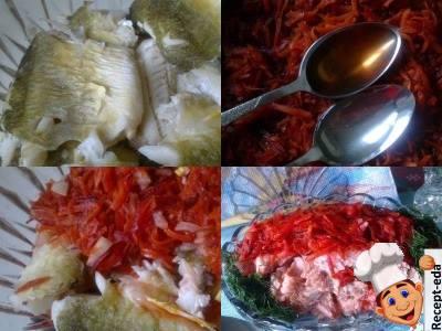 рецепты рыбных блюд в пост