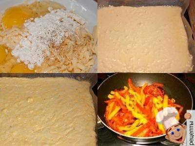 рулетиз твердого сыра и фарша