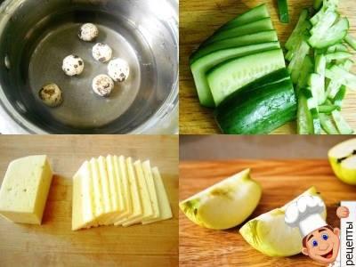 салат из китайской капусты с огурцом