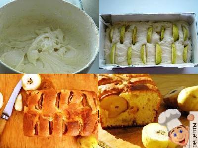 творожный кекс самый вкусный рецепт