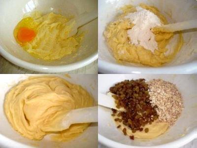 как приготовить вкусное домашнее овсяное печенье