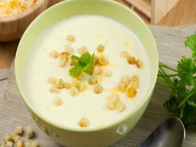 вкусный суп пюре из цветной капусты и картофеля