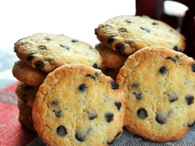 Рецепт американского печенья с кусочками шоколада. American cookies