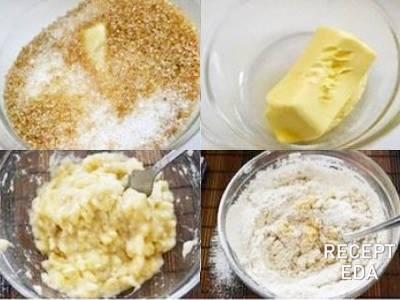 маффины с бананом и шоколадом, как испечь шоколадно банановые маффины
