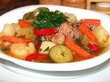 Как приготовить рагу из говядины с овощами