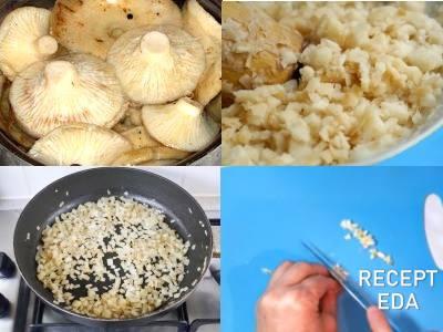 груздянка рецепт из свежих груздей