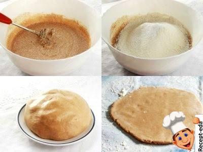 имбирное печенье без меда