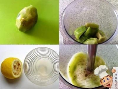 как делать фруктовый лед