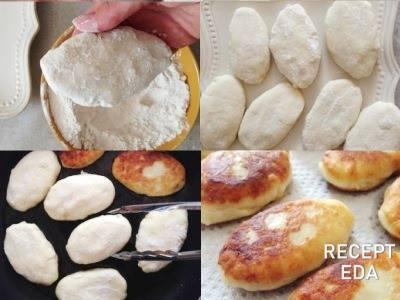 как делать зразы картофельные