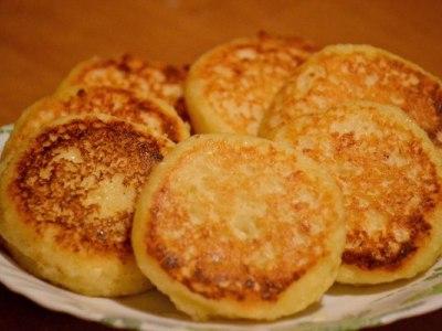 как сделать вкусные творожные сырники
