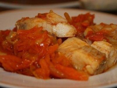 как приготовить рыбу под маринадом. Рецепт с морковью и уксусом