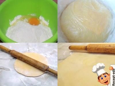 как сделать лапшу для супа