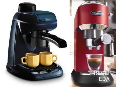 как выбрать рожковую кофеварку для дома