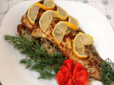 карп рисом в духовке рецепт