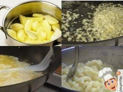 как приготовить вкусное пюре из картофеля