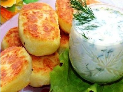 приготовление картофельных котлет из картошки