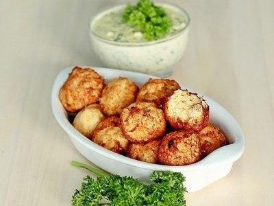картофельные шарики во фритюре рецепт