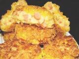котлеты из сосисок и сыра