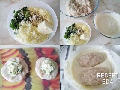 куриные зразы с яйцом, зразы куриные с яйцом рецепт