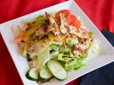 рецепты летних легких салатов