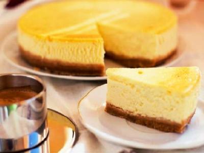 Лимонный чизкейк с маскарпоне, рецепт для духовки