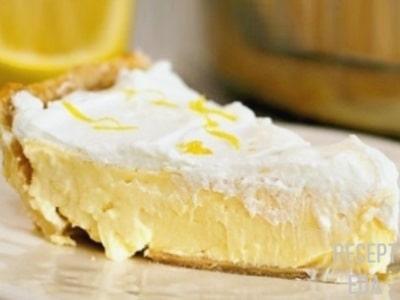 лимонный чизкейк со сгущенкой