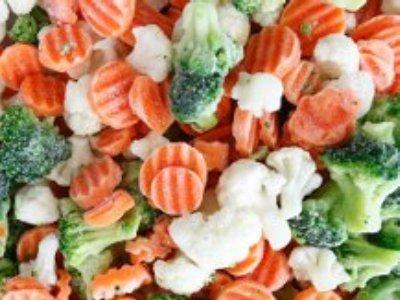 Польза и вред замороженных продуктов, овощей