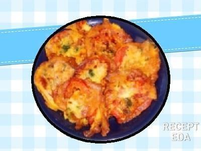 помидоры в кляре без сыра