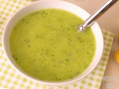 Суп пюре из брокколи и цветной капусты, рецепт