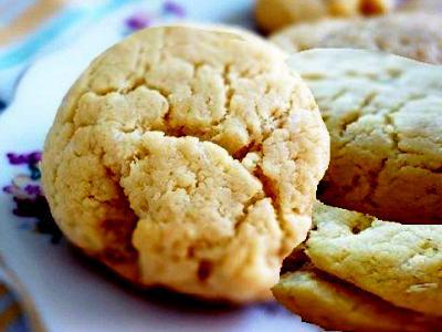 Рецепт простого домашнего песочного печенья на масле