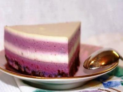 десерт из сливок и желатина