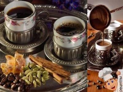 Кофе с кардамоном: рецепт, в чем польза