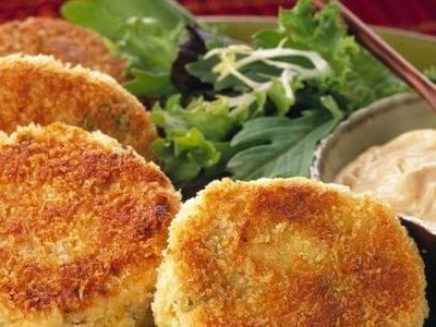 Куриные котлеты из фарша с сыром, рецепт